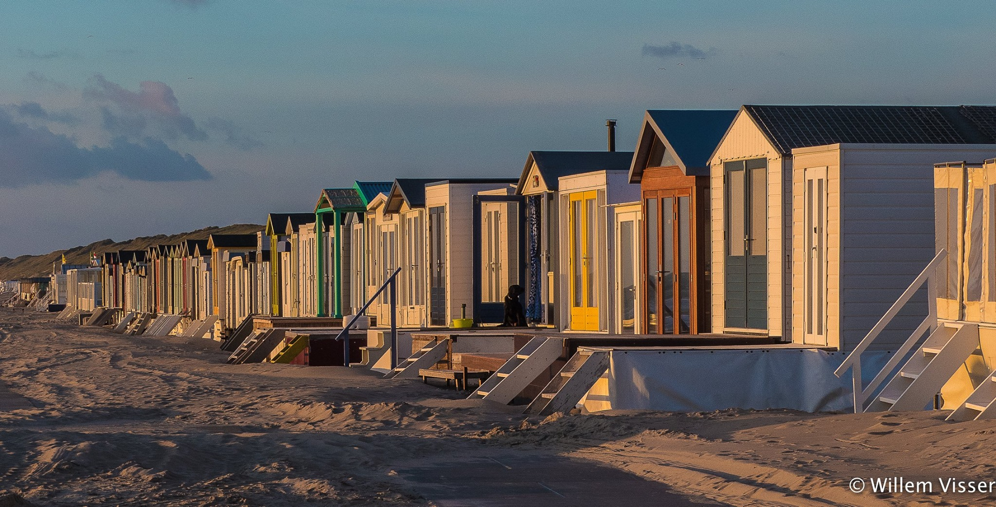 strandhuisjes-aan-zee